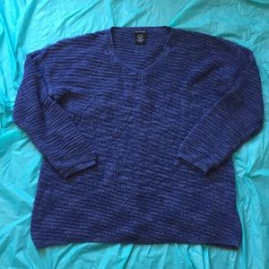 Blue Calvin Klein Sweater Soft And Cozy